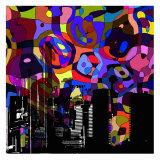 Urban Color V Posters by Jean-François Dupuis