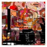 Urban Color VI Kunstdrucke von Jean-François Dupuis