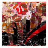 Urban Color I Posters av  Jefd