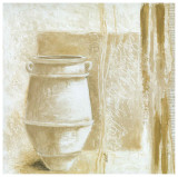 Large Jar Print by Véronique Didier-Laurent