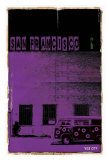 San Francisco, Vice City in Purple Posters by Pascal Normand