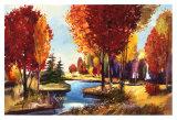 Landscape II Posters by Oleg Danilyants