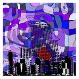 Urban Color IV Plakat av  Jefd