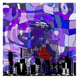 Urban Color IV Prints by Jean-François Dupuis