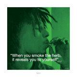 Bob Marley: Herb Art