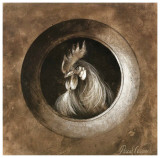 Le Coq Prints by Pascal Cessou