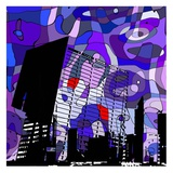 Urban Color II Prints by Jean-François Dupuis