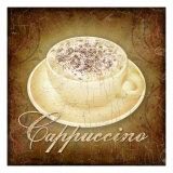 Cappuccino Giclée-Druck von Kate Ward Thacker