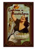 Cucina e Nostalgia Giclée-Druck von Kate Ward Thacker