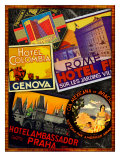 Rome Giclee Print by Kate Ward Thacker