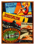 Jerusalem Giclee Print by Kate Ward Thacker