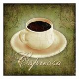 Espresso Giclée-Druck von Kate Ward Thacker