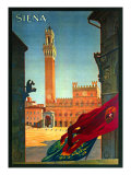 Siena Giclee Print