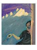 Lam Shashlik Giclee Print by Zhang Yong Xu