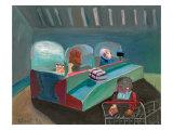 Home Alone Giclee Print by Zhang Yong Xu