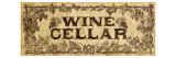 Wine Cellar Giclée-Druck von Kate Ward Thacker