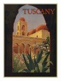 Tuscany Giclee Print by Kate Ward Thacker