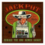 Jackpot Giclee Print by Kate Ward Thacker