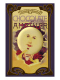 Chocolate Amatiler Giclee Print by Kate Ward Thacker