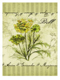 Dill Giclee Print by Kate Ward Thacker