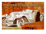 La Grande Marque Giclee Print by Kate Ward Thacker