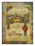 Vin de Bourgogne Giclée-Druck von Kate Ward Thacker