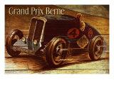 Grand Prix Berne Giclée-Druck von Kate Ward Thacker