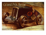 Grand Prix Berne Giclee Print by Kate Ward Thacker