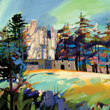 BRAEMAR CASTLE Limited Edition by Pam Carter