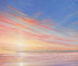 SUNRISE AT ST ANDREWS Limited Edition by Derek Hare