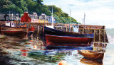TIED UP TOBERMORY Limited Edition by Ronnie Leckie