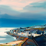 HEBRIDEAN HAVEN Collectable Print by Pam Carter
