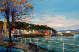 AUTUMN TOBERMORY Limited Edition by Ronnie Leckie