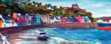 TOBERMOTY SHORELINE Giclee Print by Ronnie Leckie