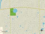 Political Map of Union Park, FL Photo