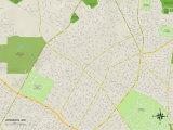 Political Map of Jennings, MO Photo