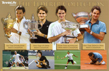 Roger Federer Tennis Sports Poster Posters