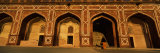 Facade of a Tomb, Humayun's Tomb, Nizamuddin East, Delhi, India Photographic Print by  Panoramic Images