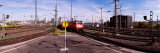 Train at a Railroad Station, Stuttgart, Baden-Wurttemberg, Germany Photographic Print by  Panoramic Images