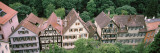 View of Buildings in a Town, Tubingen, Baden-Wurttemberg, Germany Photographic Print by  Panoramic Images