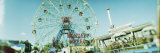 View of a Ferris Wheel  Wonder Wheel  Coney Island  Brooklyn  New York City  New York State  USA