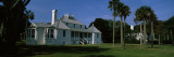 Main House of Kingsley Plantation, Fort George Island, Jacksonville, Duval County, Florida Photographic Print by  Panoramic Images