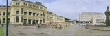Facade of a Railway Station, Old Oslo Central Railway Station, Oslo, Norway Photographic Print by  Panoramic Images