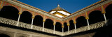 View of a Palace, Casa De Pilatos, Seville, Seville Province, Andalusia, Spain Photographic Print by  Panoramic Images