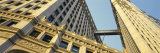 View of a Building, Wrigley Building, Chicago, Cook County, Illinois, USA Fotografisk trykk av Panoramic Images,