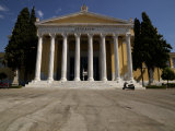 Facade of an Exhibition Hall, Zappeion, National Garden of Athens, Athens, Attica, Greece Photographie