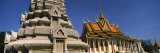 Pagoda Near a Palace, Silver Pagoda, Royal Palace, Phnom Penh, Cambodia Photographic Print by  Panoramic Images