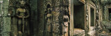 Bas Relief in a Temple, Banteay Kdei, Angkor, Cambodia Photographic Print by Panoramic Images 