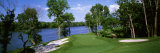 Golf Course at the Riverside, River Creek Club, Leesburg, Lake County, Virginia, USA Photographic Print by Panoramic Images 