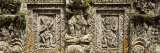 Details of Rock Art on a Temple, Bali, Indonesia Photographic Print by  Panoramic Images